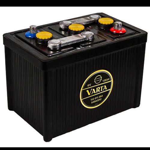 VARTA Varta - 6v 135ah - klasszik autó akkumulátor