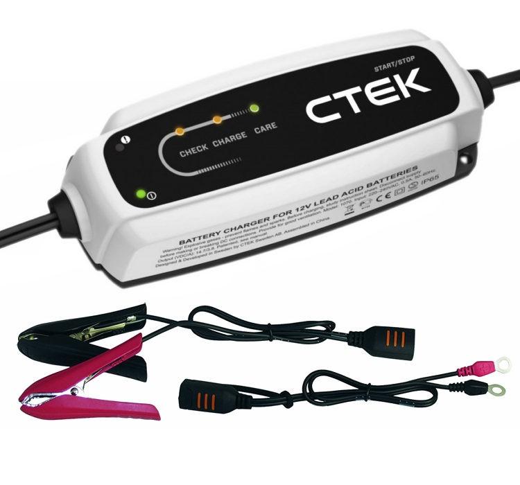 Ctek CTEK  -  CT5 START/STOP EU akkumulátor töltő