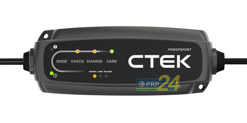 Ctek CTEK  -  CT5 POWERSPORT EU LITHIUM akkumulátor töltő
