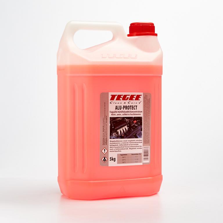 Tegee Fagyálló hűtőfolyadék, Tegee -72 °C, Alu 5liter