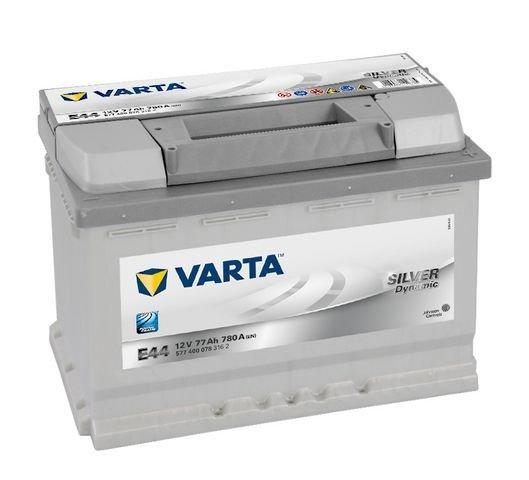 VARTA Varta Silver - 12v 77ah - autó akkumulátor - jobb+