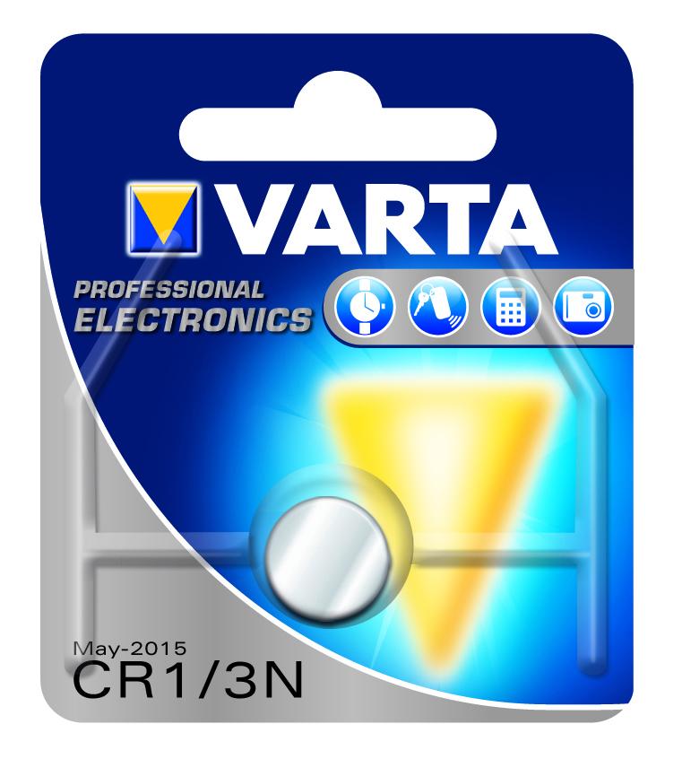 VARTA Elem fotó és kalkulátorelem CR1/3N BL1
