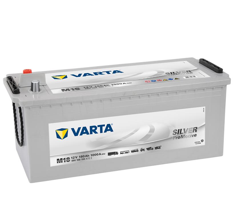 VARTA Varta Promotive Silver - 12v 180ah - teherautó akkumulátor