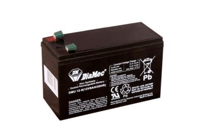Diamec Diamec - 12V 9Ah - zárt savas akkumulátor