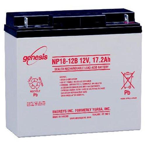 GENESIS Genesis - 12V 18Ah - zárt savas akkumulátor