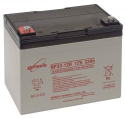 GENESIS Genesis - 12V 33Ah - zárt savas akkumulátor