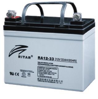 RITAR RT - 12V 33Ah - zárt savas akkumulátor