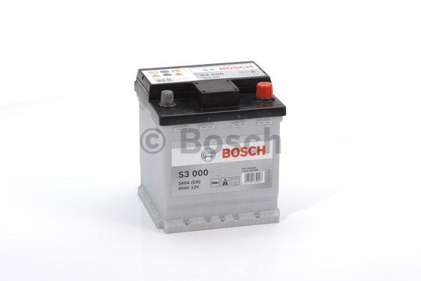 BOSCH Bosch S3 - 12v 40ah - autó akkumulátor - jobb+