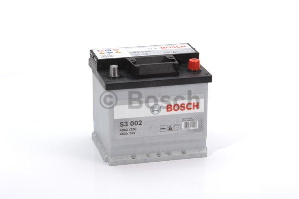 BOSCH Bosch S3 - 12v 45ah - autó akkumulátor - jobb+