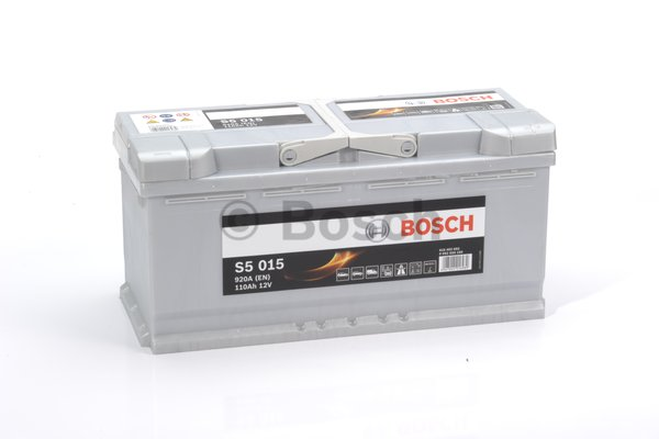 BOSCH Bosch S5 - 12v 110ah - autó akkumulátor - jobb+