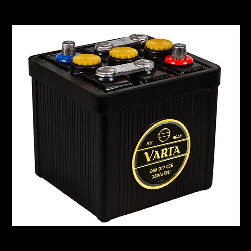 VARTA Varta - 6v 66ah - klasszik autó akkumulátor
