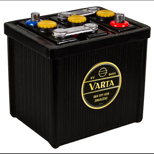 VARTA Varta - 6v 84ah - klasszik autó akkumulátor