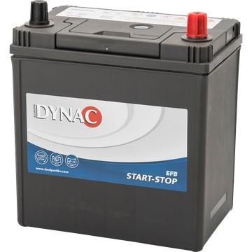Dynac DYNAC Start-Stop EFB - 12v 40ah - autó akkumulátor - jobb+