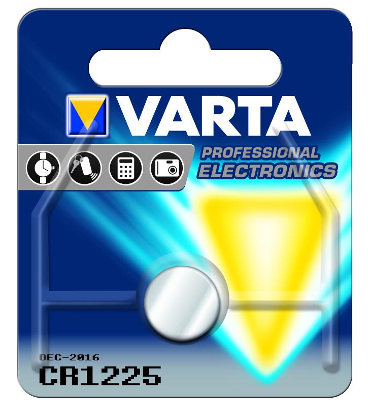 VARTA Elem fotó és kalkulátorelem CR1225