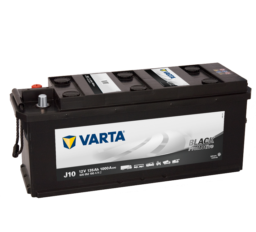 VARTA Varta Promotive Black - 12v 135ah - teherautó akkumulátor