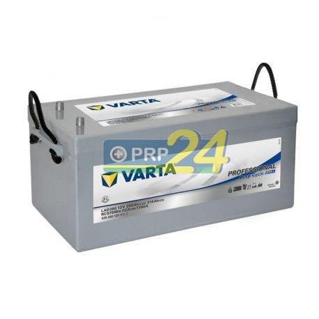 VARTA Varta Professional Deep Cycle AGM - 12v 210ah -  meghajtó akkumulátor - jobb+