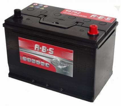 ABS ABS Working Power - 12v 100ah -  meghajtó akkumulátor - jobb+