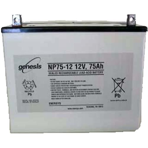 GENESIS Genesis - 12V 75Ah - zárt savas akkumulátor