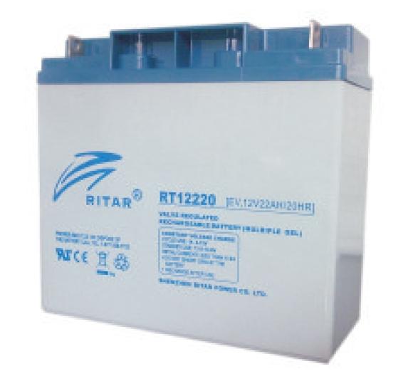 RITAR RT - 12V 22Ah - zárt savas akkumulátor  - ciklikus