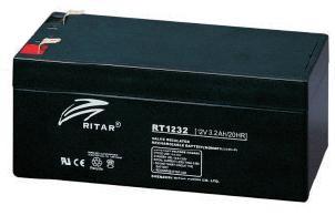 RITAR RT - 12V 3,2Ah - zárt savas akkumulátor
