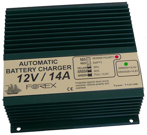 n/a Akkumulátor töltő - 12V 14A